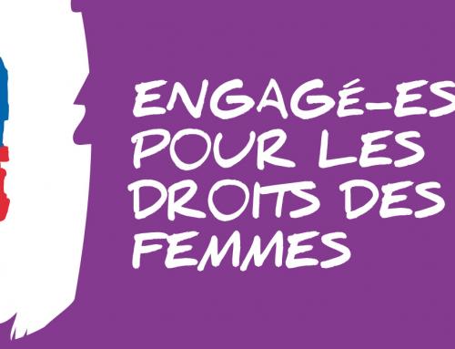 8 mars : se mobiliser pour le droit des femmes