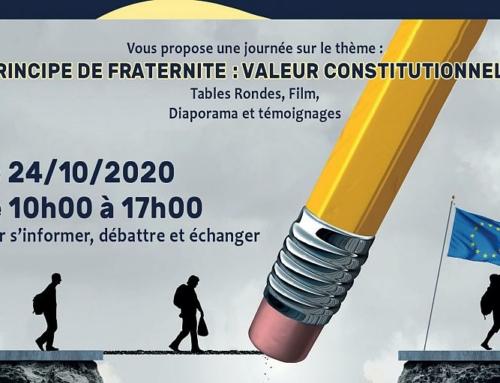 Samedi 24 octobre : journée de rencontres et de débats