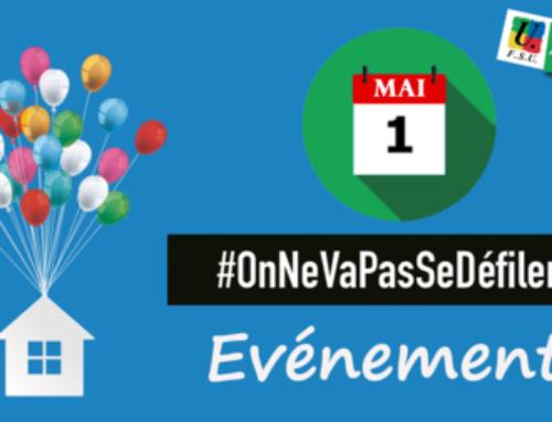 1er mai : déconfinons nos revendications ! Actions à Bourg et Belley