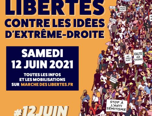 Manifestations le 12 juin contre les idées d'extrême-droite