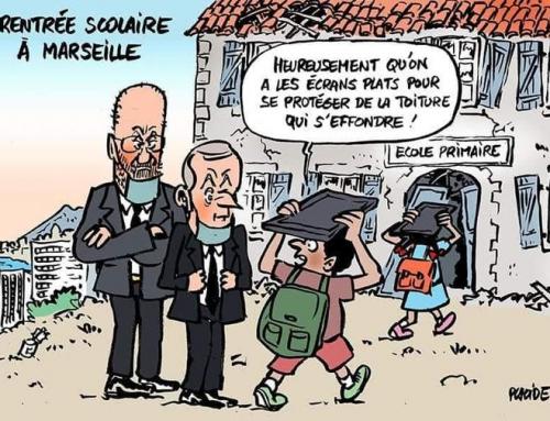 Marseille : le président hors sujet